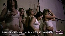 Download video bokep Nervous College Girls Get Talked Into Entering ... 3gp terbaru