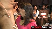 13 Awesome orgy at club with hot bitches! 03