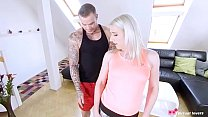 Katie Fox in hot yoga shemale porn