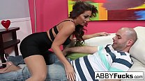 Therapist Abigail Mac does extra service on her...'s Thumb