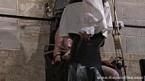 15963 Blonde Taylor Hearts bizarre humiliation and lesbian bdsm of degraded bondage ba preview