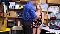 LP Officer plows Kimmy Grangers tight pussy from behind!