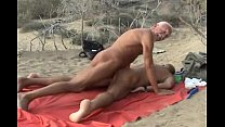 Beachssex Mature bears Jerry and Harry