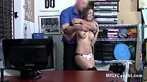 MILF Can't Quit Stealing & Gets Caught- Havana Bleu