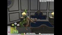 The Sims 4 Lesbians XXX