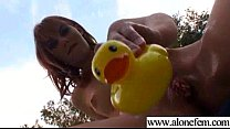 Sex Toys For Horny Cute Amateur Girl To Play vid-25 thumbnail