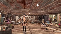 Fallout 4 Fashion Chyler Leigh Top Model