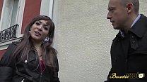 Bindiya rencontrée dans la rue accepte de se faire baiser