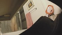 nude vlog ◦ Dame In A Dramatic Hidden Shower Clip from www.unluckylady.com thumbnail
