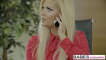 Babes - Office Obsession - Sensual Delivery  starring  Ryan Rider and Candee Licious clip thumbnail