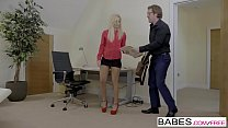 Babes - Office Obsession - Sensual Delivery  starring  Ryan Rider and Candee Licious clip preview image