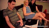 10729 Viagra prank Brother Fucks Step Sisters Kim Stroker and Shelby Paris preview