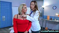 Hard Sex Punish Games With Sex Toys Between Lesbos (dani&phoenix) vid-15 pornhub video