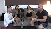 Swingers Party - WeCumToYou - Little Caprice Preview