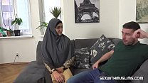 10476 Slacking muslim wife punished preview