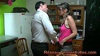 Une véritable fessée de discipline conjugale image