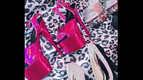 Our collection of high heels, platforms, wedges, and boots