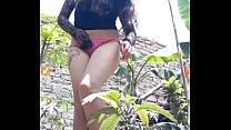 una amiga quillabambina, Nude twerking thumbnail