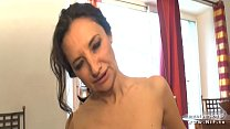 Amateur French mom seduces and gives her ass to a young big dick guy thumbnail