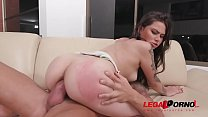 Abril Russell first anal with Chris Diamond SZ2314 صورة