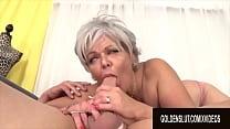 Golden Slut - Mature Lady Gives Her Lover Some ...