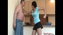 Danica Belly Beatdown - How Does It Feel, Bi**h!