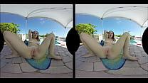 3000girls.com Ultra 4K VR porn Poolside Pussy POV ft. Anastasia