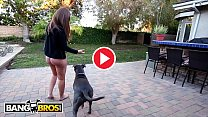 BANGBROS - Moe Johnson Buries His Anaconda In PAWG Maddy O'Reillys Ass Hole