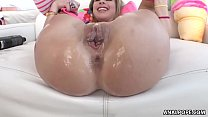 Young Lilly Ford has amazing big labia