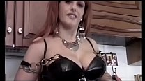 Asia D'Argento: the read head milf with amazing tits Vol. 2