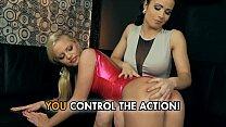 Madame Mira punishes cute blondie, Vanda