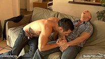Married guy gets booty fucked hard