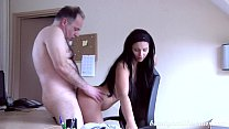 52 year old gives an amazing blowjob