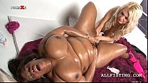 8680 Interracial lesbian hardcore pussy fisting preview