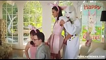 Bigs Bunny comes to a family party, hot sister boobs thumbnail