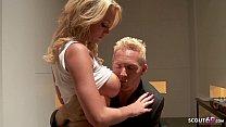 Bombshell MILF Paige Ashley Seduce Officer to F...