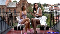 Glam british mature sixtynines with eurobabe