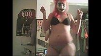 juggalette striptease