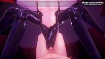 [1080p60fps]Monster Girl Island | Hentai anime ...