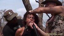 african babes first gangbang orgy