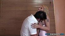 Cheating wife seduces a random stranger
