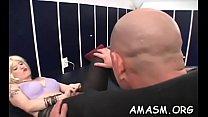 Mature tries juvenile chap for a serious female domination xxx Image