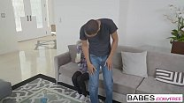 Babes - Black is Better - Please me starring Elsa Jean and Mickey Mod clip thumbnail