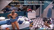 BBB 2019   Isa Trocando De Roupa No Quarto