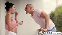 Babes - Step Mom Lessons - Threes Company starring Eveline Dellai and Jenny Simons and Figi clip video