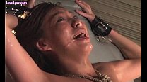 Jjapanese babe gets tits and toyed