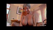 Busty granny needs young cock video