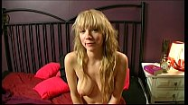 Hot young Swedish teen Elise solo