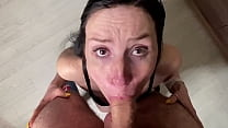 I WILL SUCK YOU AS MUCH YOU SAY. Mom made a guy blowjob