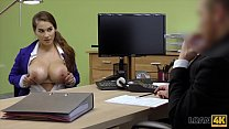 LOAN4K. New boobs will not solve your money problems. Or will they? preview image